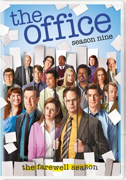 The Office: Season Nine [DVD]
