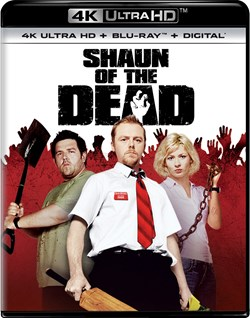 Shaun of the Dead (4K Ultra HD + Blu-ray) [UHD]