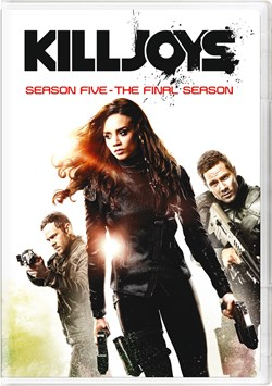 Killjoys: Season Five [DVD]