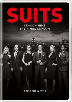 Suits: Season Nine [DVD]
