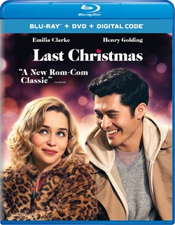 Last Christmas (with DVD) [Blu-ray]