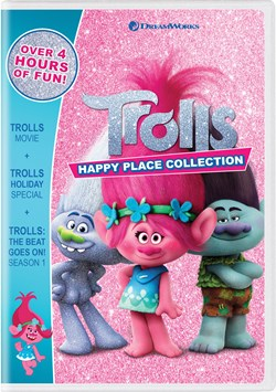 Trolls - Happy Place Collection [DVD]