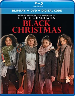 Black Christmas (with DVD) [Blu-ray]