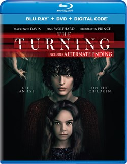 The Turning (with DVD) [Blu-ray]