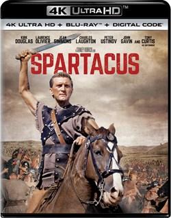 Spartacus (4K Ultra HD) [UHD]