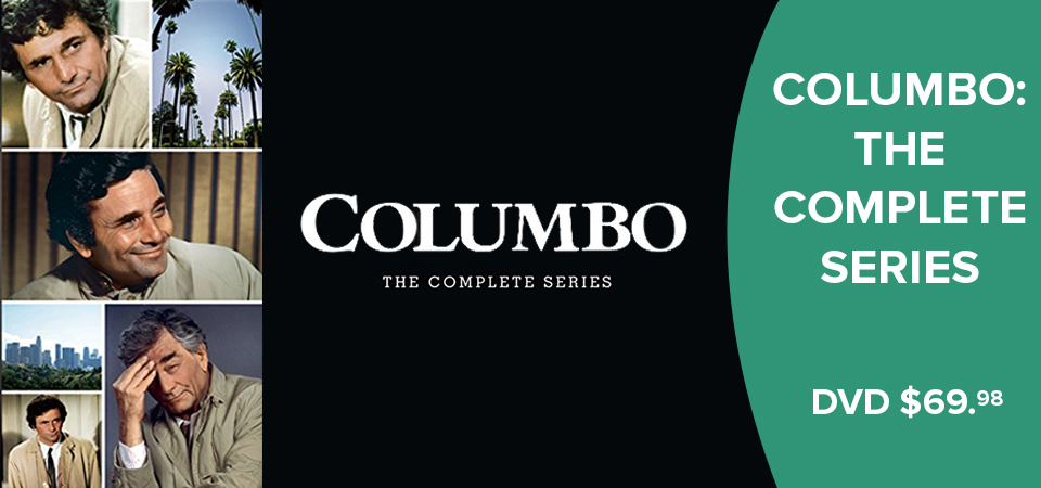 Columbo The Complete Series