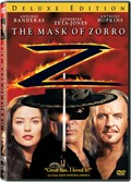 The Mask of Zorro [DVD]