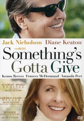Something's Gotta Give [DVD]
