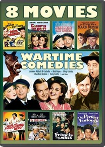 Wartime Comedies 8-Movie Collection   [DVD]