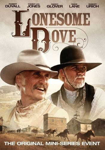LONESOME DOVE (2 DVDs) [DVD]
