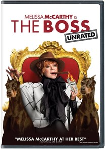 The Boss [DVD]