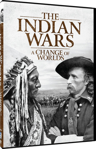 INDIAN WARS, THE A CHANGE OF WORLDS (2 DVDs) [DVD]