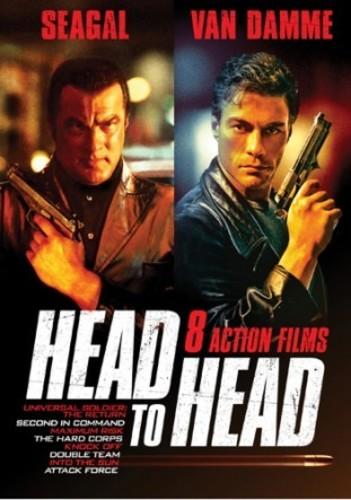 HEAD TO HEAD SEAGAL V JCVD (2 DVDs) [DVD]