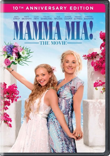 Mamma Mia! The Movie  10th Anniversary Edition [DVD]