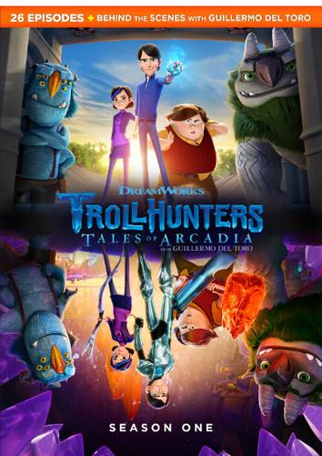 Troll Hunters Season 1 [DVD]