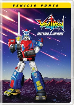 Voltron - Defender of the Universe: Vehicle Force [DVD]