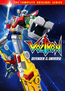 Voltron - Defender of the Universe: The Complete Original Series [DVD]