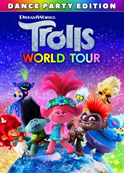 Trolls World Tour [DVD]