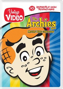 The Archies Show: Movin and Groovin [DVD]