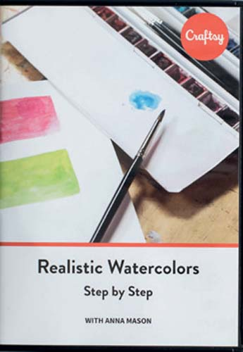 Realistic Watercolors Step by Step [DVD]