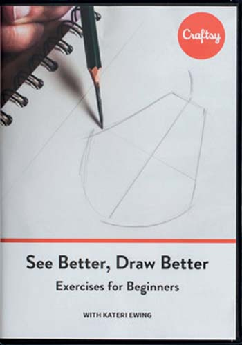 See Better, Draw Better: Exercises for Beginners [DVD]