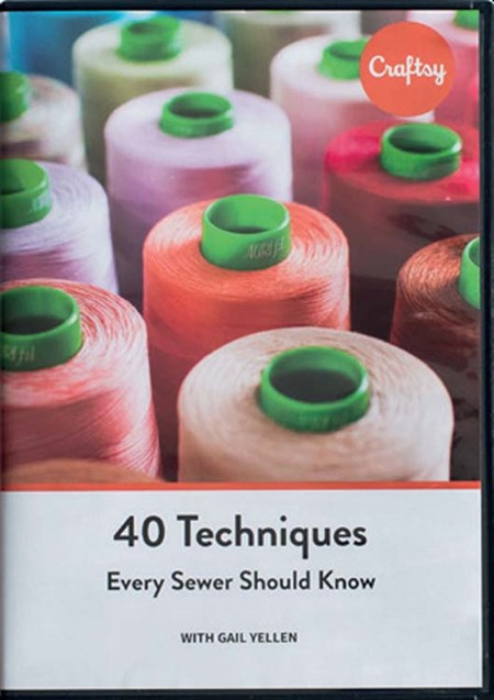 40 Techniques Every Sewer Should Know [DVD]