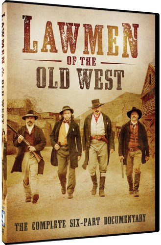 Lawmen of the Old West [DVD]