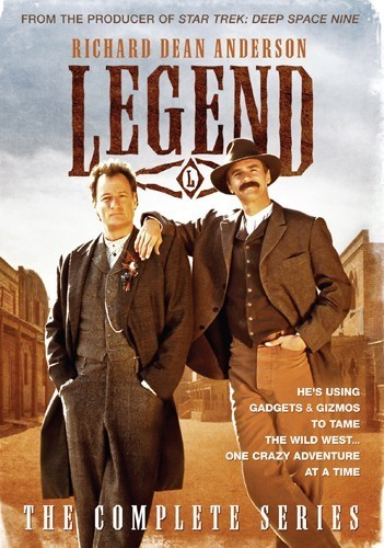 Legend - The Complete Series [DVD]