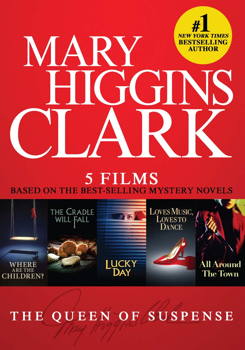 Mary Higgins Clark - Best Selling Mysteries - 5 Movie Collection [DVD]