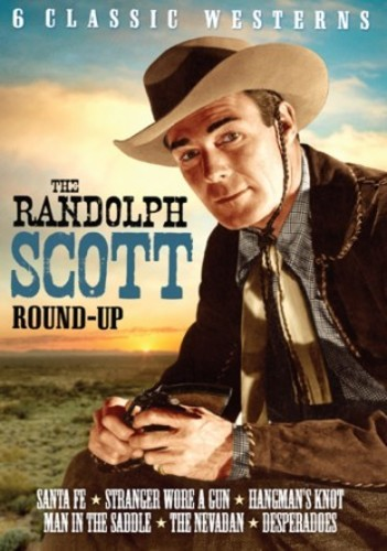 Randolph Scott Round-Up - Volume Two - 6 Films [DVD]
