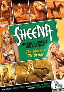 The Sheena Collection: The Original Movie and Complete Series Plus Bonus 1955 Episodes [DVD]