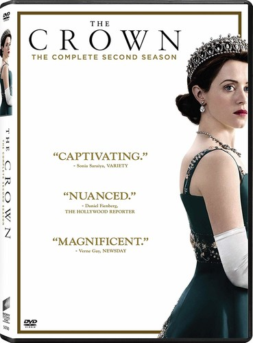 The Crown: The Complete Second Season [DVD]