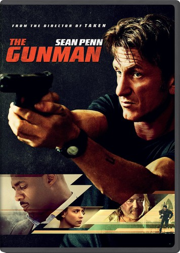 The Gunman [DVD]