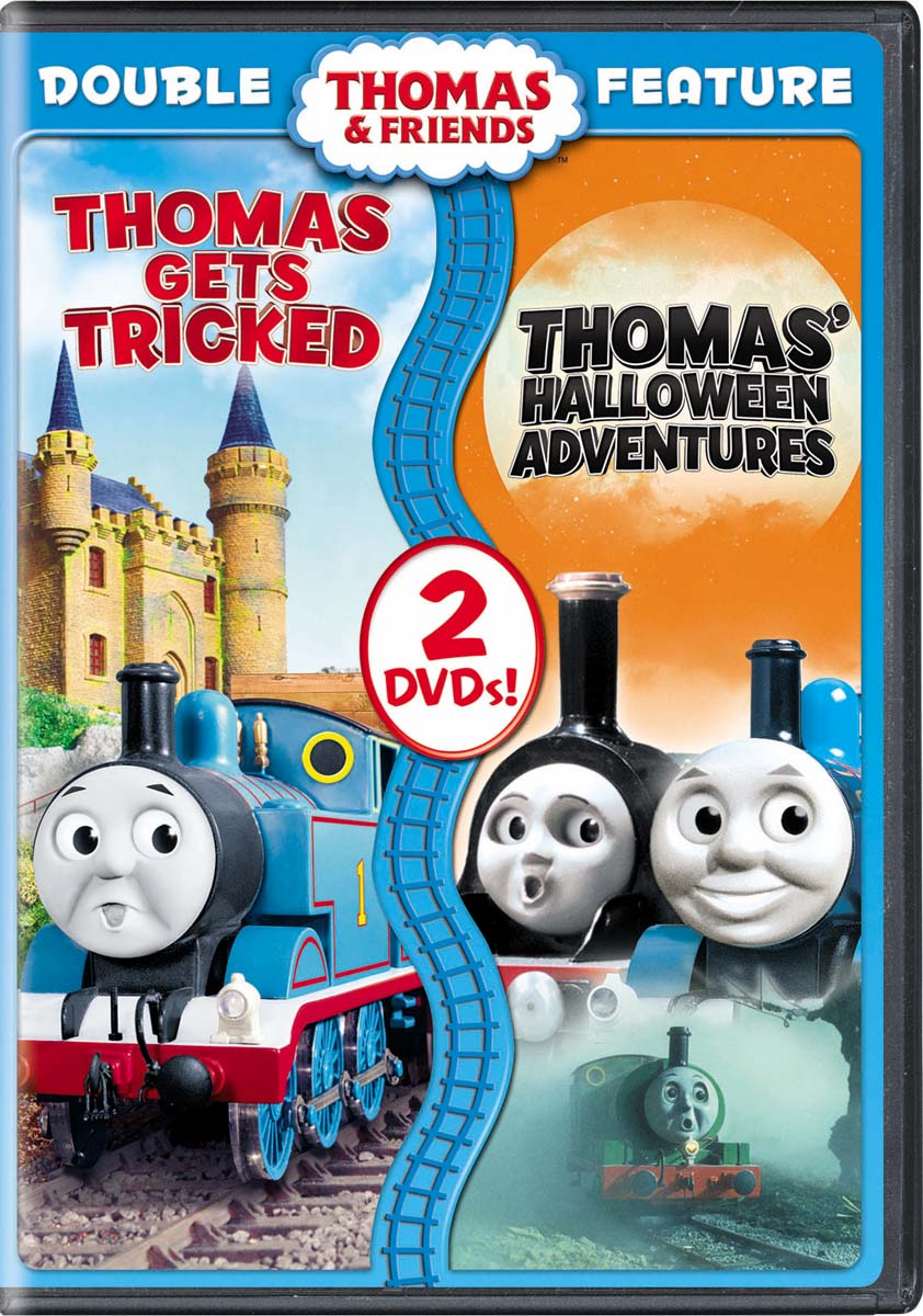 Thomas & Friends: Thomas Gets Tricked / Thomas' Halloween Adventures Double Feature [DVD]
