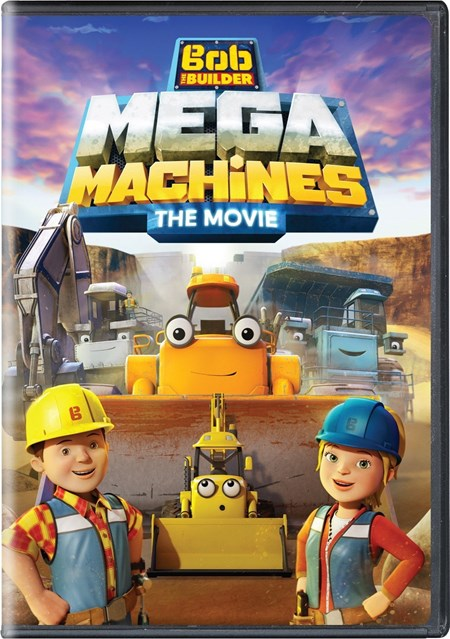 Bob The Builder tm: Mega Machines - The Movie [DVD]