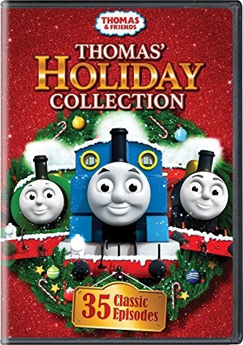 Thomas & Friends tm: Thomas' Holiday Collection [DVD]