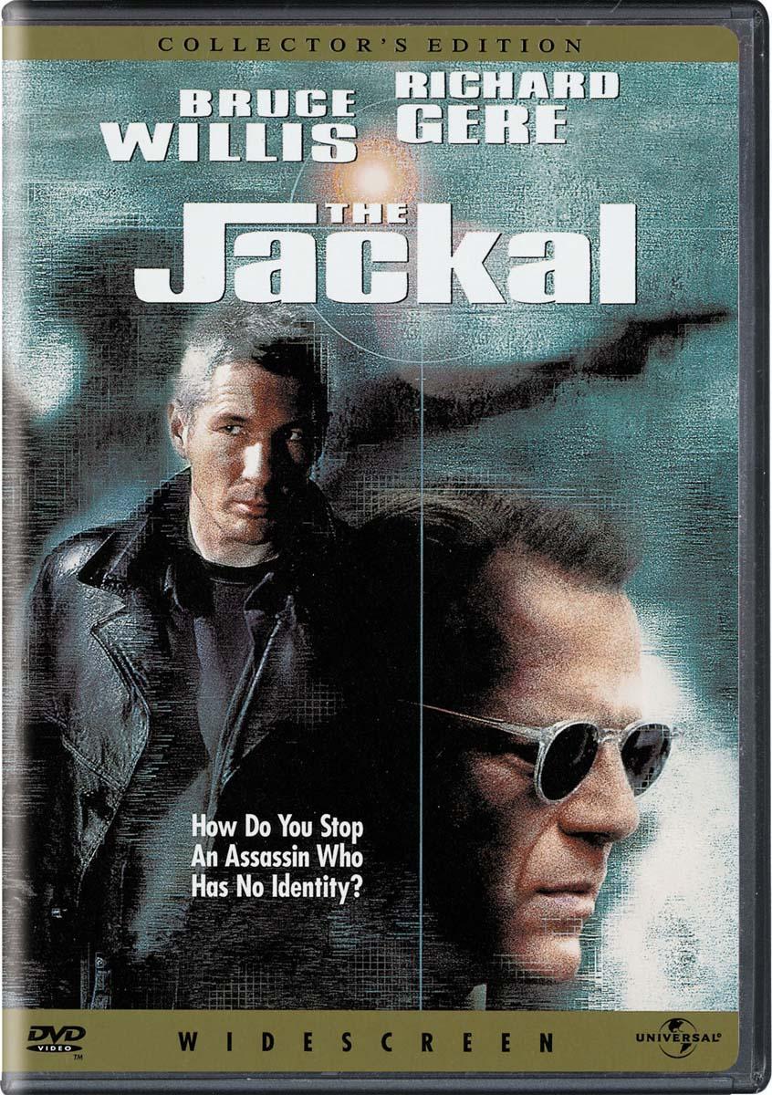 The Jackal [DVD]