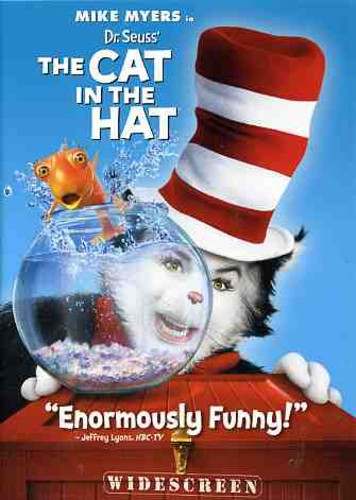 Dr Seuss: The Cat in the Hat [DVD]