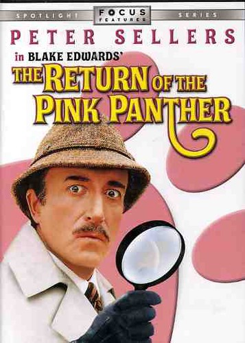 The Return of the Pink Panther [DVD]