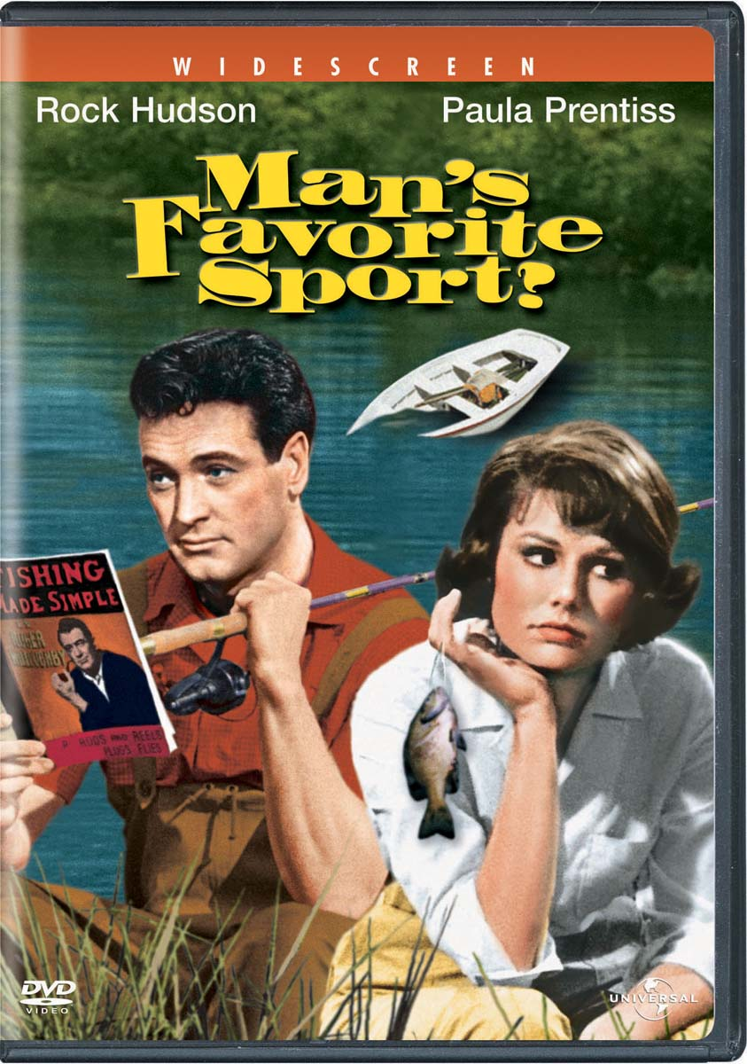 Man's Favorite Sport? [DVD]