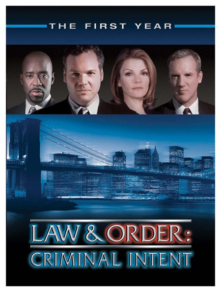 Law & Order: Criminal Intent - The First Year [DVD]