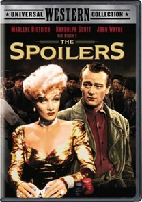 The Spoilers (1942) [DVD]