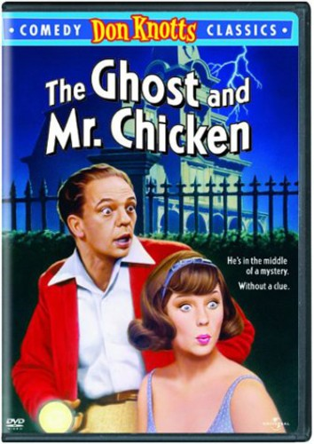The Ghost & Mr Chicken [DVD]