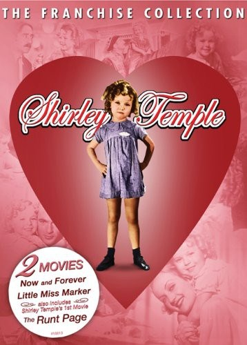 Shirley Temple: Little Darling Pack [DVD]