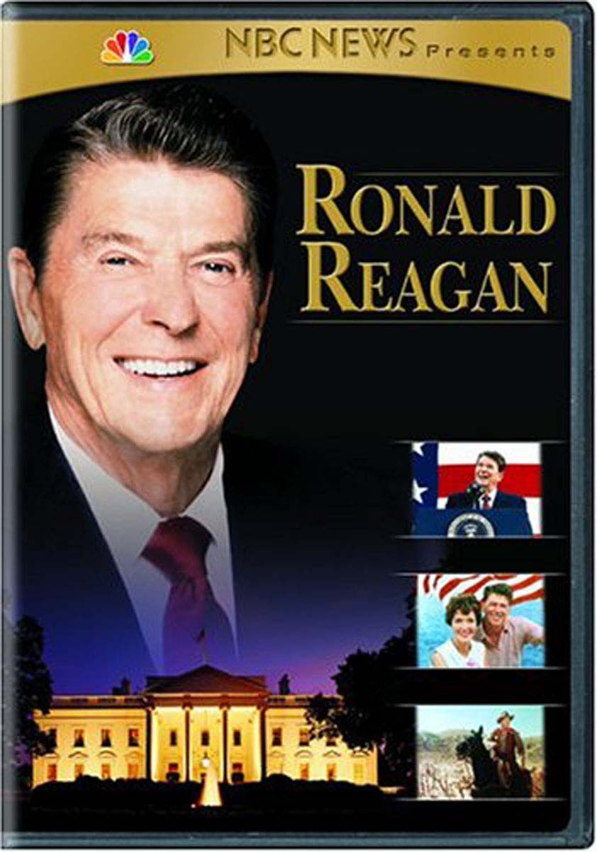 NBC News Presents: Ronald Reagan [DVD]