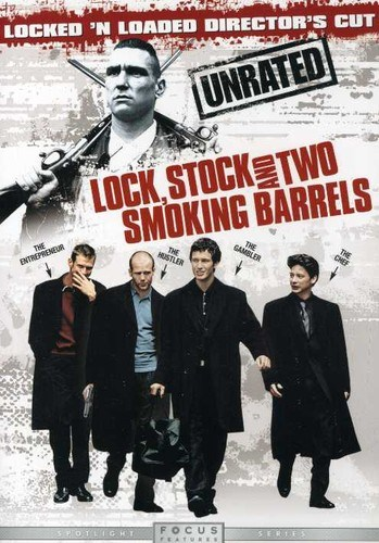 Lock, Stock and Two Smoking Barrels [DVD]