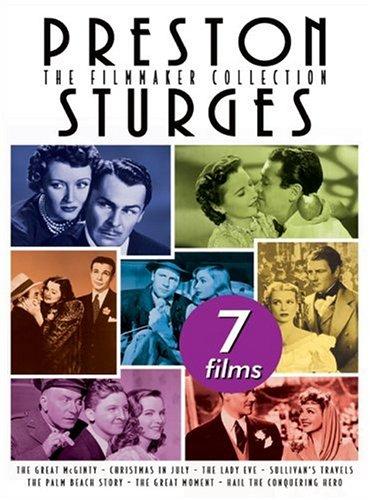 Preston Sturges: The Filmmaker Collection [DVD]