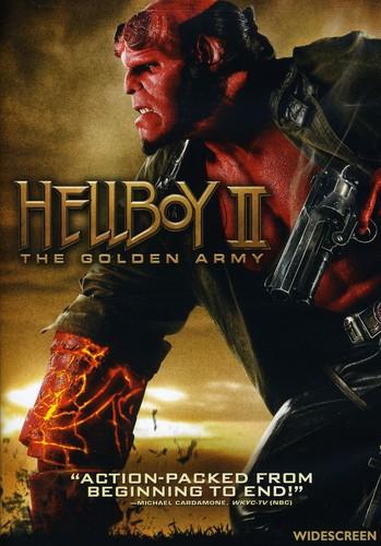Hellboy II: The Golden Army [DVD]