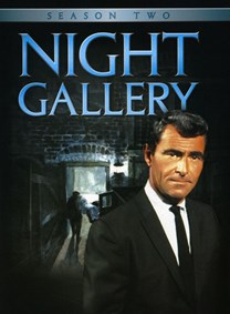 Night Gallery: Season 2 [DVD]