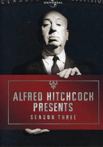 Alfred Hitchcock Presents: Season 3 [DVD]